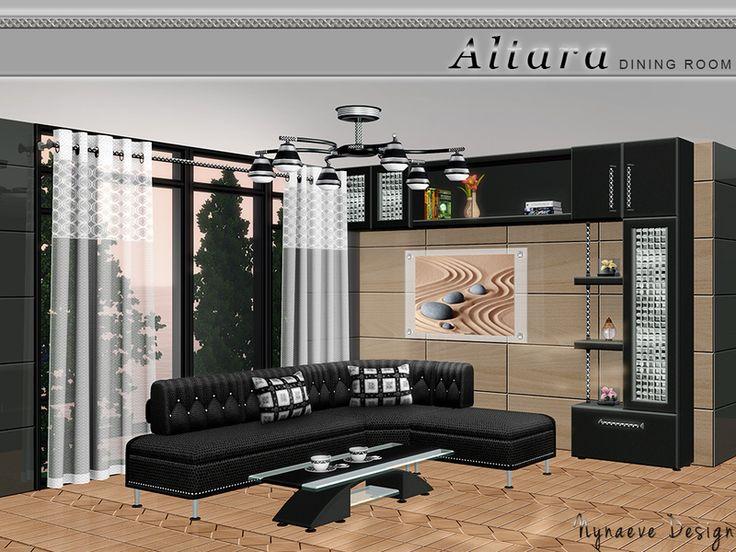 85 besten Sims 3 CC (Furniture & Decor) Bilder auf Pinterest ...
