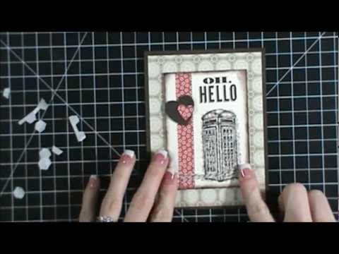 Stampin' Up Feeling Sentimental Inspired Card