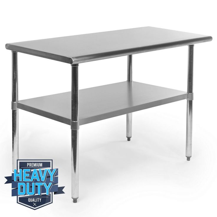 Stainless Steel Kitchen Preparation Table