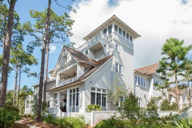 House Tour Watersound Coastal Charm Coastal Cottage