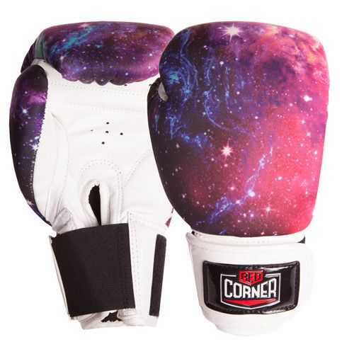Silver Label Womens 12oz Boxing Glove - Space