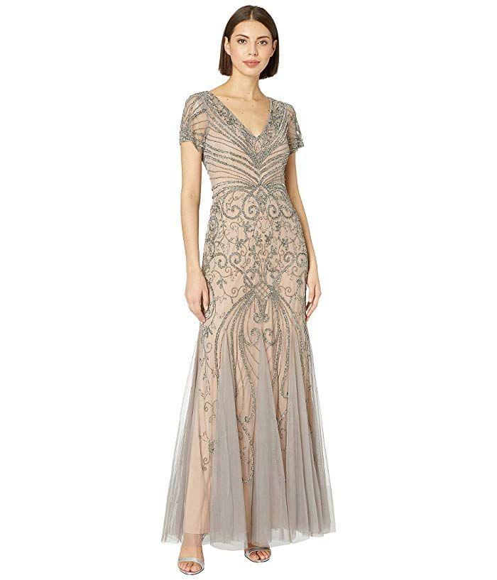 Evening gown Dress Elegant dress Long Sleeve Dress Lush dress Romantic gown Cocktails Dress Party dress Elegant dress