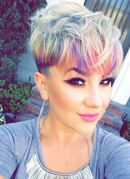 40 Short Hairstyles for Women: Pixie, Bob, Undercut Hair ...