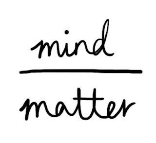 mind over matter!!