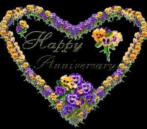 Striking Anniversary Wishes for Husband! Collection of marriage anniversary messages for husband, anniversary images for husband and anniversary pictures.