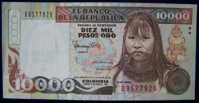 Billetes antiguos de Colombia - Office Formats