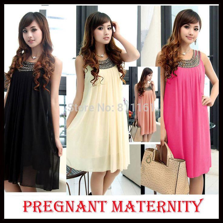 2014 новые летние повседневные платья материнства беременных беременности Одежда для беременных женщин одежда плюс Размер шифона платье
