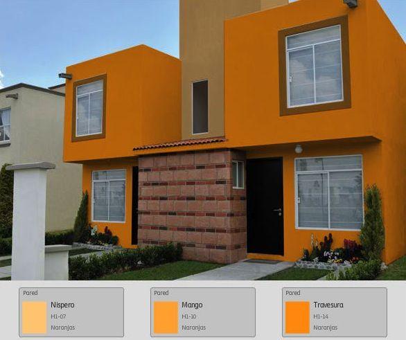 Renueva tu fachada con estos colores llenos de vida for Pintura para exteriores