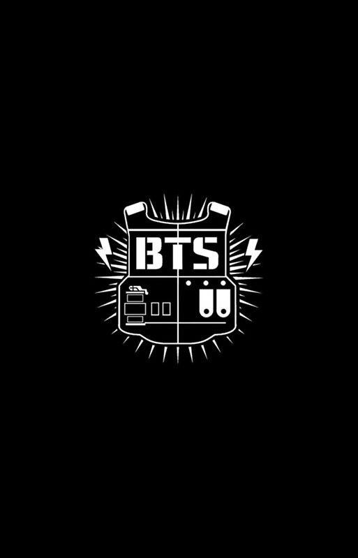 BTS ARMY Logo Print