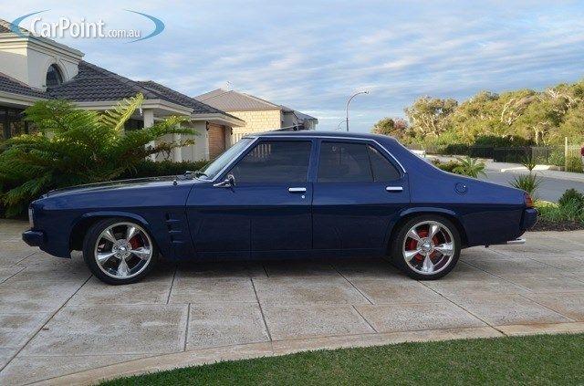 1975 Holden Kingswood HJ