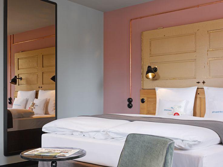 M-Dachstube im 25hours Hotel Hamburg - Altes Hafenamt