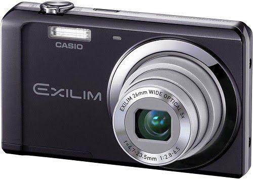 Daftar Harga Kamera Digital Casio Terbaru Agustus 2014