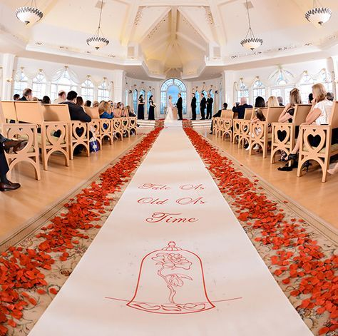 """Oh, Cinderella's castle was already booked for your big day? Your bridesmaids rolled their eyes when you suggested they sing """"Love is an Open Door""""as they dance down the aisle? There are plenty of ways to incorporate your love of Disney on your big day..like the adult you are. Check out some of these wedding…"""
