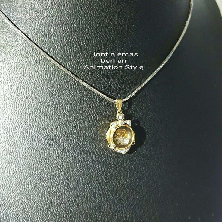 New Arrival🗼. Liontin Emas Berlian Animation Style💍💎.  🏪Toko Perhiasan Emas Berlian-Ammad 📲+6282113309088/5C50359F Cp.Antrika👩.  https://m.facebook.com/home.php #investasi #diomond #gold #beauty #fashion #elegant #musthave #tokoperhiasanemasberlian