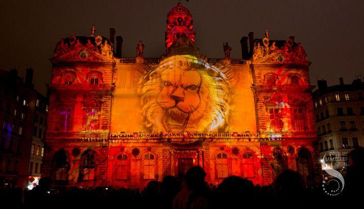 Fête des Lumières | Lyon, Terre aux lumières