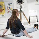 Museum of Art Rostock / Linhof 13x18 view camera by Frank Hormann