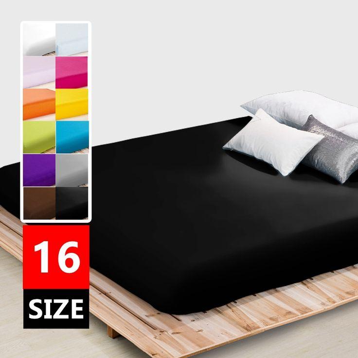 Encontre mais Lençol Informações sobre Plain lençol gêmeo completa rainha de tamanho king size, um pedaço de folha de cama/lençol capa de colchão caixa de proteção de cama roupas de cama de linho #15, de alta qualidade lençóis de cama capas de edredão, roupa de cama China Fornecedores, Barato roupa de cama roupa de cama de OCE Home Textile (Top Quality From China) em Aliexpress.com
