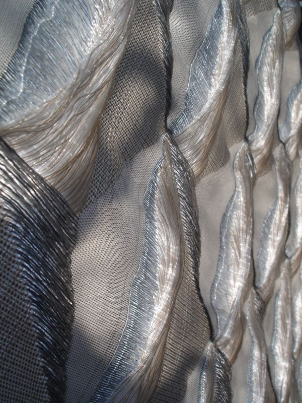 Beautiful woven textile.