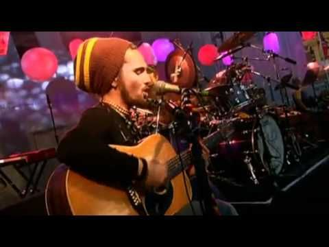 John Butler Trio - Daniella....I love him, seriously....I might cry.