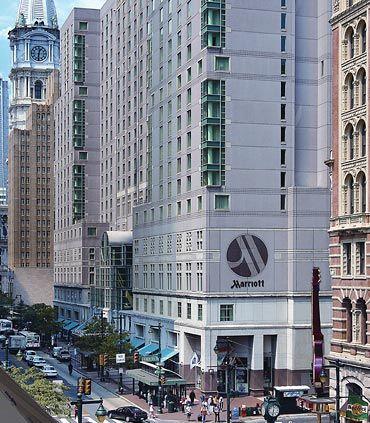 Hotels downtown Philadelphia
