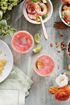 Cinco de Mayo Recipes: Pink Cadillac Margaritas