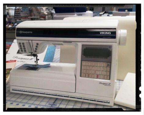 Husqvarna Viking Quilt Designer Ii Computer Sewing Machine
