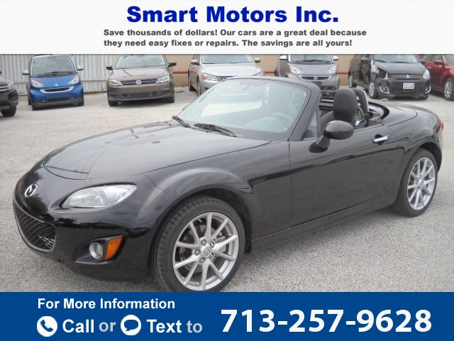 2012 *MAZDA*  *MIATA* *MX-5* *GT*   18k miles $10,700 18410 miles 713-257-9628 Transmission: Automatic  #MAZDA #MIATA MX-5 GT #used #cars #SmartMotors #Houston #TX #tapcars