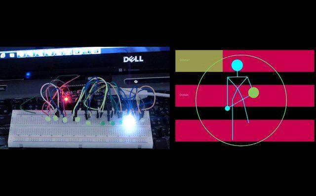 NUI - Natural User Interface (Kinect, OpenCV \ PyOpenNI) - YouTube - bilder in der k amp uuml che