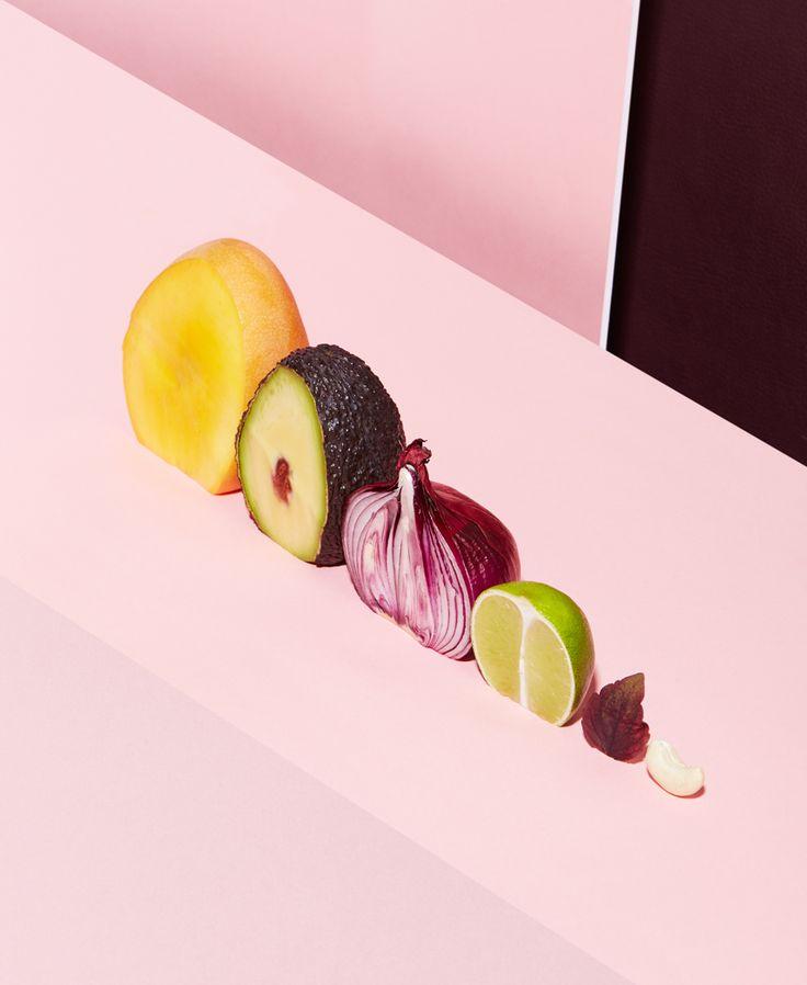 M LE MONDE Florent Tanet Salads | Yellowtrace