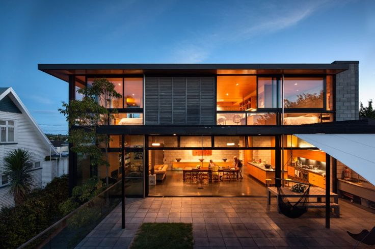 Apartment X, Hamilton, New Zealand by Mercer and Mercer Architects