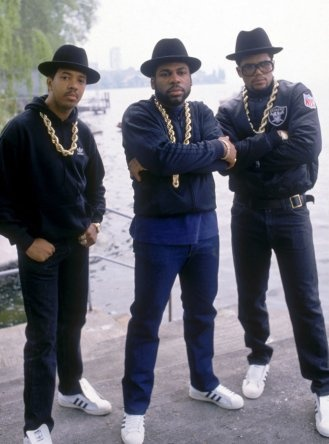 Run DMC's Shoe Swag!