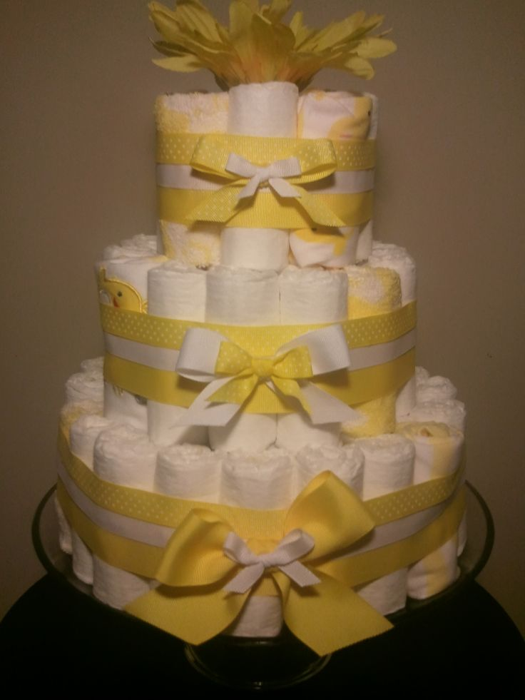 44 Best Images About Diaper Cakes On Pinterest Diaper