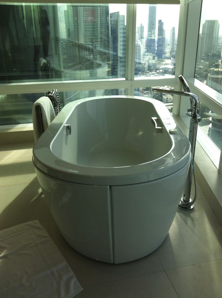 Loved this bath! #Thailand #Bangkok