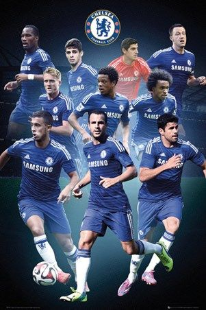 Star Players - Chelsea Football Club 2014/15