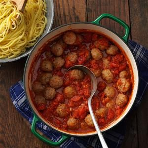 Taste of Home How to Make Spaghetti and Meatballs Better Than an Italian Restaurant Recipes - Make this classic Italian-American dish from scratch with expert tips from our Test Kitchen. Buon appetito!