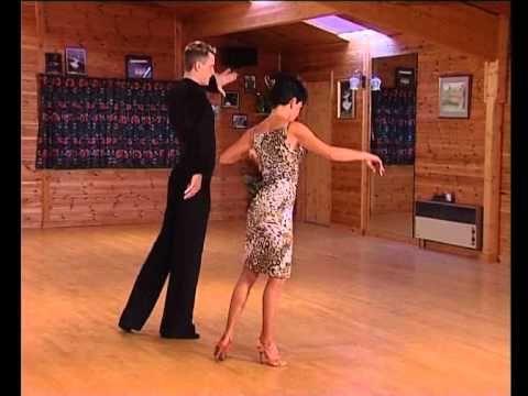 Клубная латина: Ча-ча-ча и Пасадобль [video-dance.ru]