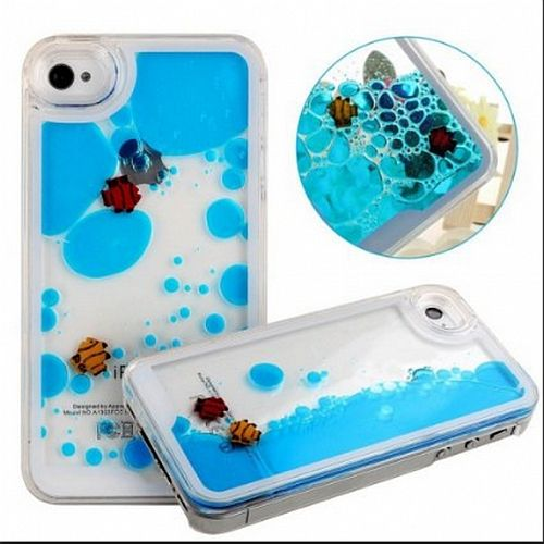Coque aquarium poisson iphone 6 coque originale avec un for Coque bassin poisson