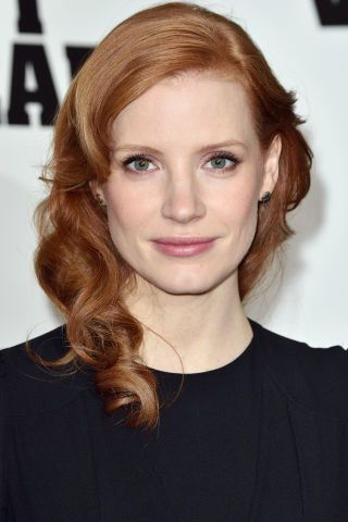 Best Hair Colors for Summer 2015 Strawberry Red - Jessica Chastain.