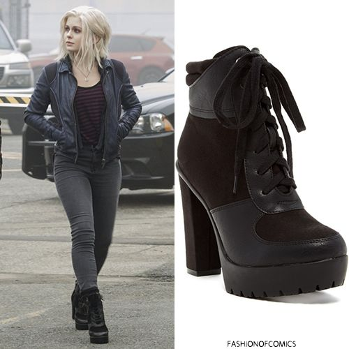 What Kind Of Boots Does Liv Wear On Izombie Google