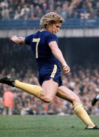 Chris Garland Chelsea 1972