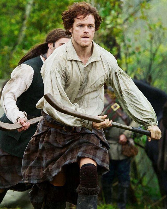 #JamieFraser  #Outlander