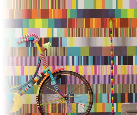 Eijffinger behang collectie stripes only