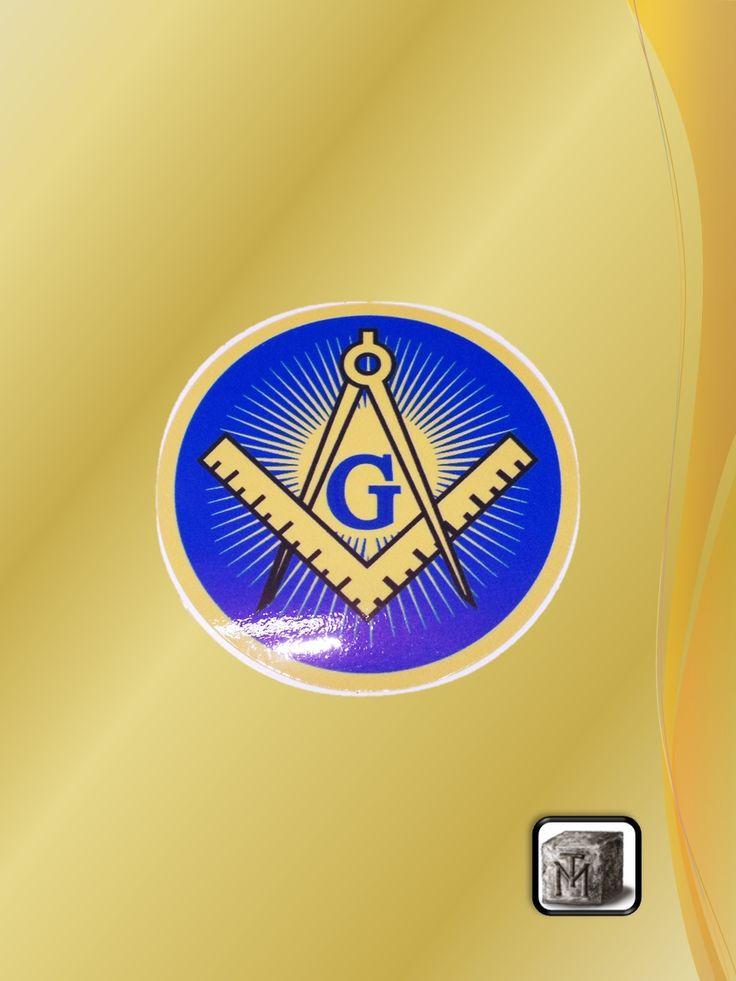 Calcomanía Logo Azul