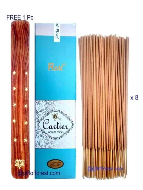 Real Divine Cartier Incense Sticks