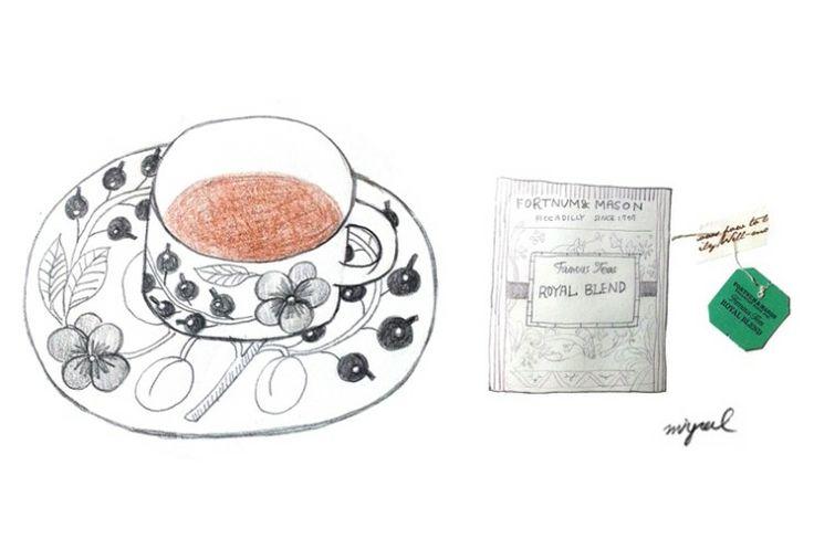 #drawing #illustration #illust  #cup