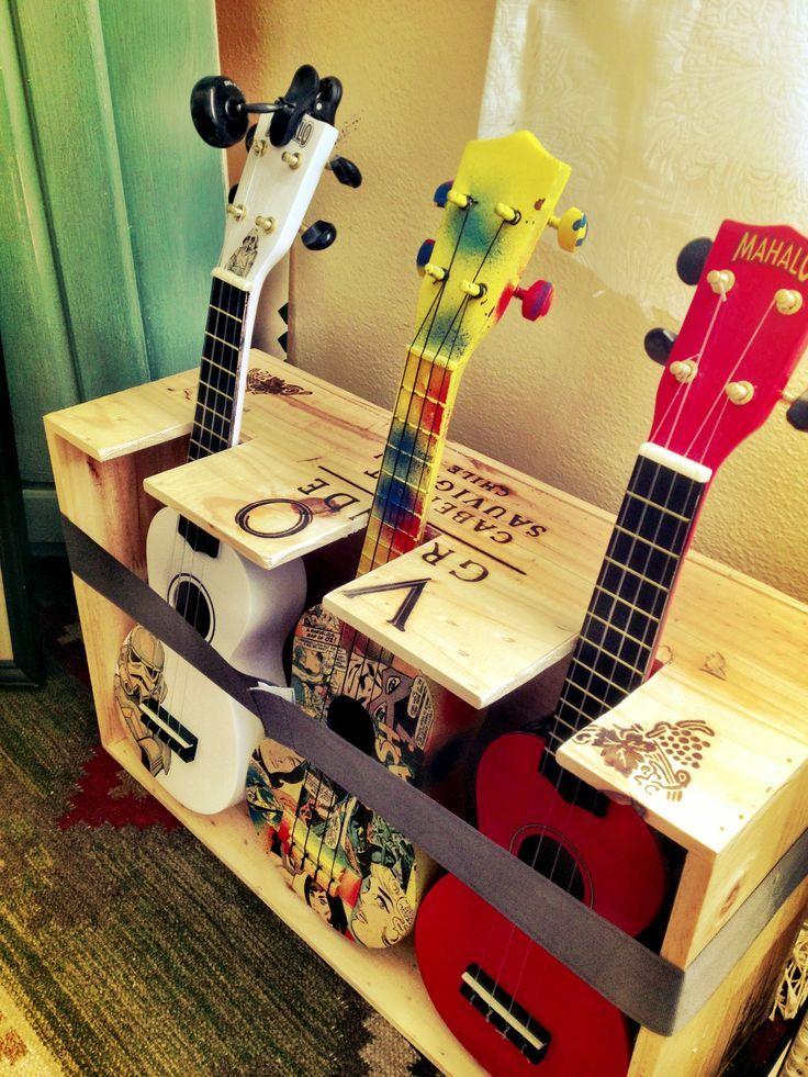 Uke related DIY on Pinterest | Ukulele, Ukulele Strings and Power ...