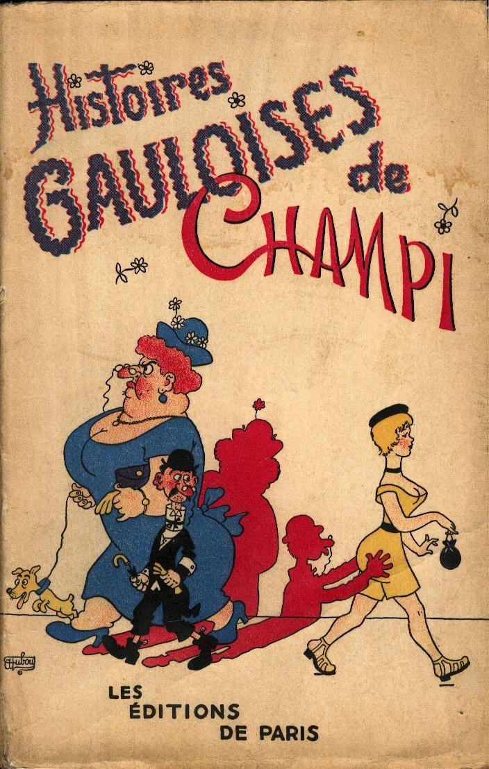 Couverture : Histoires Gauloises