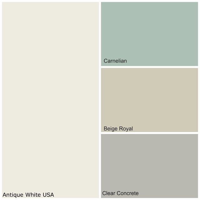 Top 10 White Paint Colours and How to add Colour to them for 2013
