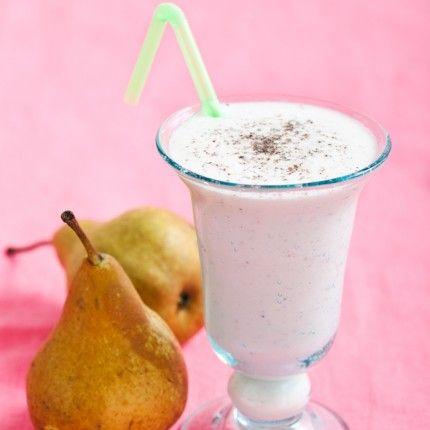 En proteinrik frukost- eller lunchsmoothie med utsökt smak - utan tillsatt socker.