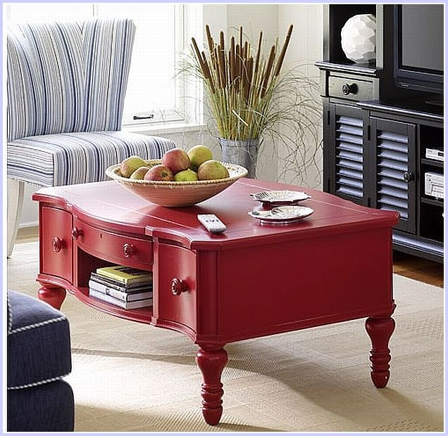 Astonishing Coffee Table Red Mx68 Roccommunity Bralicious Painted Fabric Chair Ideas Braliciousco